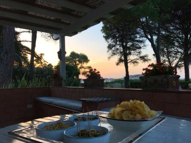 Villa mit Meerblick - Insel Elba