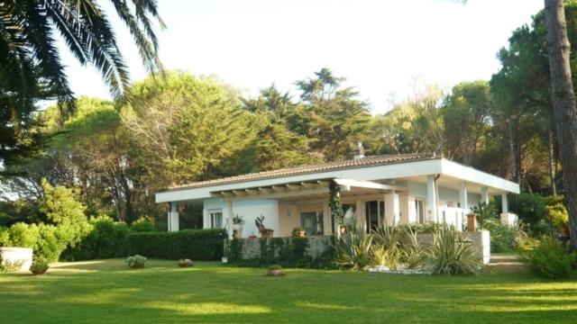 Villa mit großem Garten in der Nähe des Meeres - Insel Elba